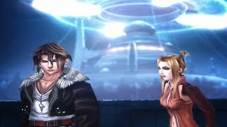 Final Fantasy VIII PC Steam version modded + ReShade 3.0 part 4
