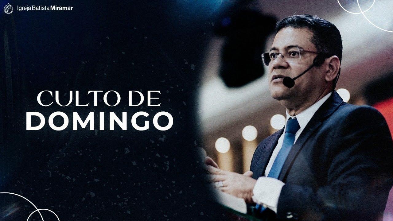 Download Culto de Domingo| 17h | 25/07/2021