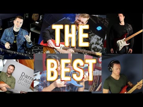 The Best Youtube Guitar Instructors!