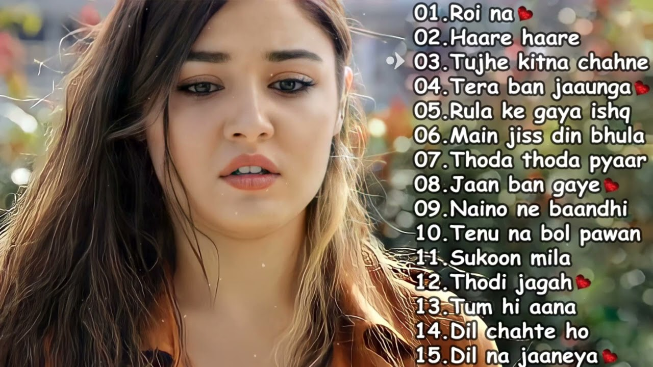 Download 😭💕 SAD HEART TOUCHING SONGS 2021��SAD SONG 💕   BEST SAD SONGS COLLECTION��  BOLLYWOOD ROMANTIC SONGS