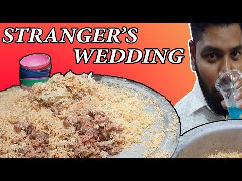 Stranger's Wedding Biriyani | Tamil Foodie