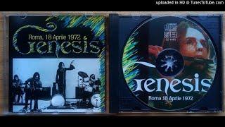 Genesis  Roma, 18 aprile 1972