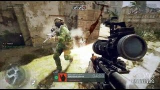 "Medal of Honor: Warfighter Combat Mission ""New fine friend"""