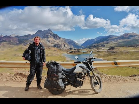 South America Motorcycle Journey