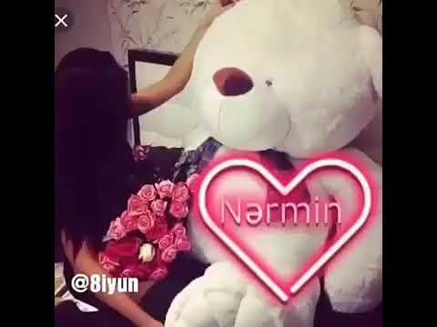 #NERMİN adina aid video (sevirem)