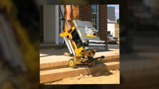 Buy Dewalt Dw744xrs 10-inch Job Site Table Saw With Rolling Stand - Video
