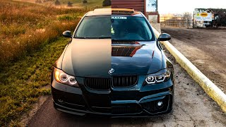 Building my BMW E90 in 5 minutes