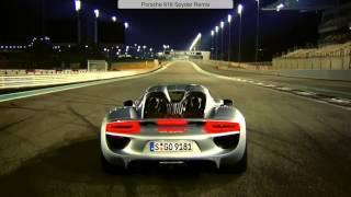 Porsche 918: Porsche Vehicles Super Hot Cut Remix