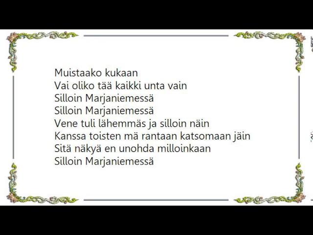 j-karjalainen-verinen-mies-lyrics-sheron-milbourne