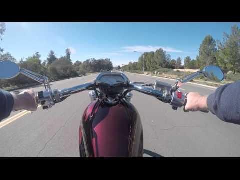 Honda Fury Quick Ride