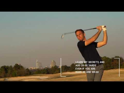 The Most Efficient Swing In Golf