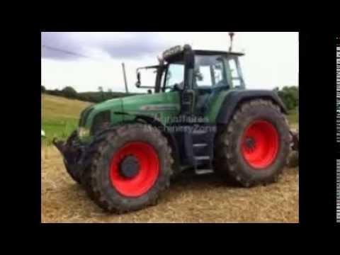 tracteur agricole fend youtube. Black Bedroom Furniture Sets. Home Design Ideas