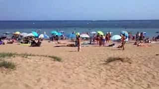 Hotel Adsubia en Dénia (Alicante) - Desde la Puerta hasta la Playa