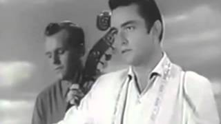 Johnny Cash - I Walk The Line (Ranch Party - 1957)