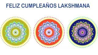 Lakshmana   Indian Designs - Happy Birthday