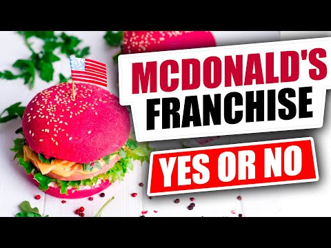 What a McDonald's Franchise will Cost, Earnings and Review