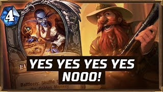 Yes Yes Yes Yes Nooo! | Rastakhan's Rumble | Hearthstone