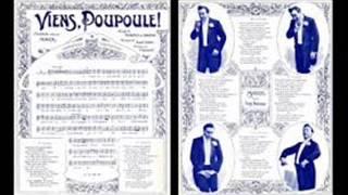 Viens poupoule - Felix Mayol - 100K Videos