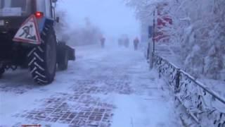 Ojmjakon, najhladnije selo na planeti