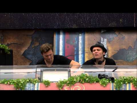 EC Twins at Tomorrowland 2012