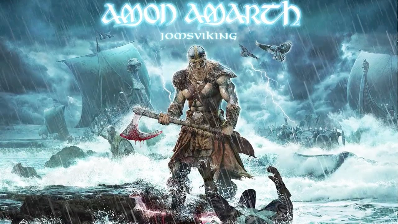 discografia do amon amarth