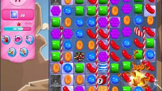 Candy Crush Saga Level 3715 NO BOOSTERS