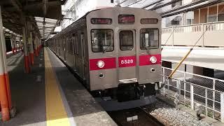 【廃車・残り6編成】東急8500系8628F が廃車になりました