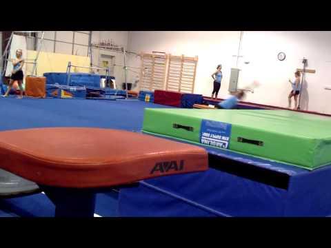 knightdale gymnastics meet photos