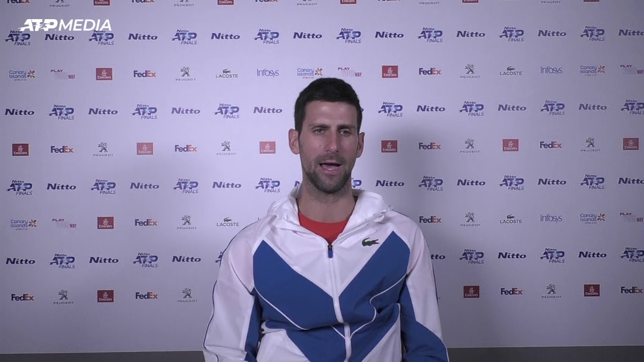 Novak Djokovic: 'Things Are Going In The Right Direction' | ATP Tour ...