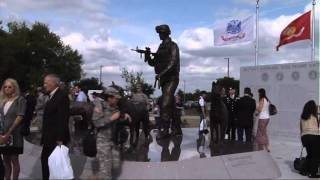 Military Working Dog Monument Dedication Ceremony