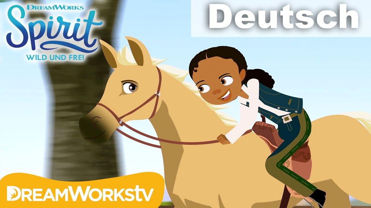 Spirit Wild Und Frei Deutsch