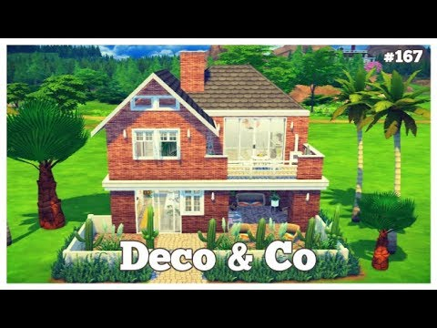 Les Sims 4 | DECO & CO #167 | MY DREAM HOUSE