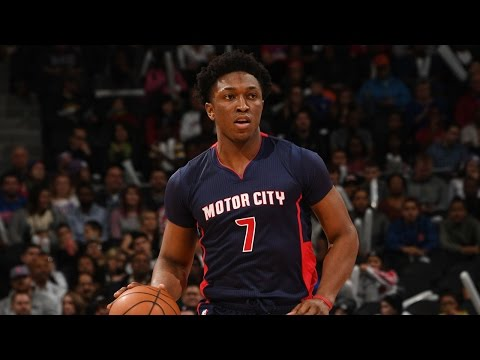 Pistons' Stanley Johnson Scores 26 Points on Assignment w/ Grand Rapids Drive