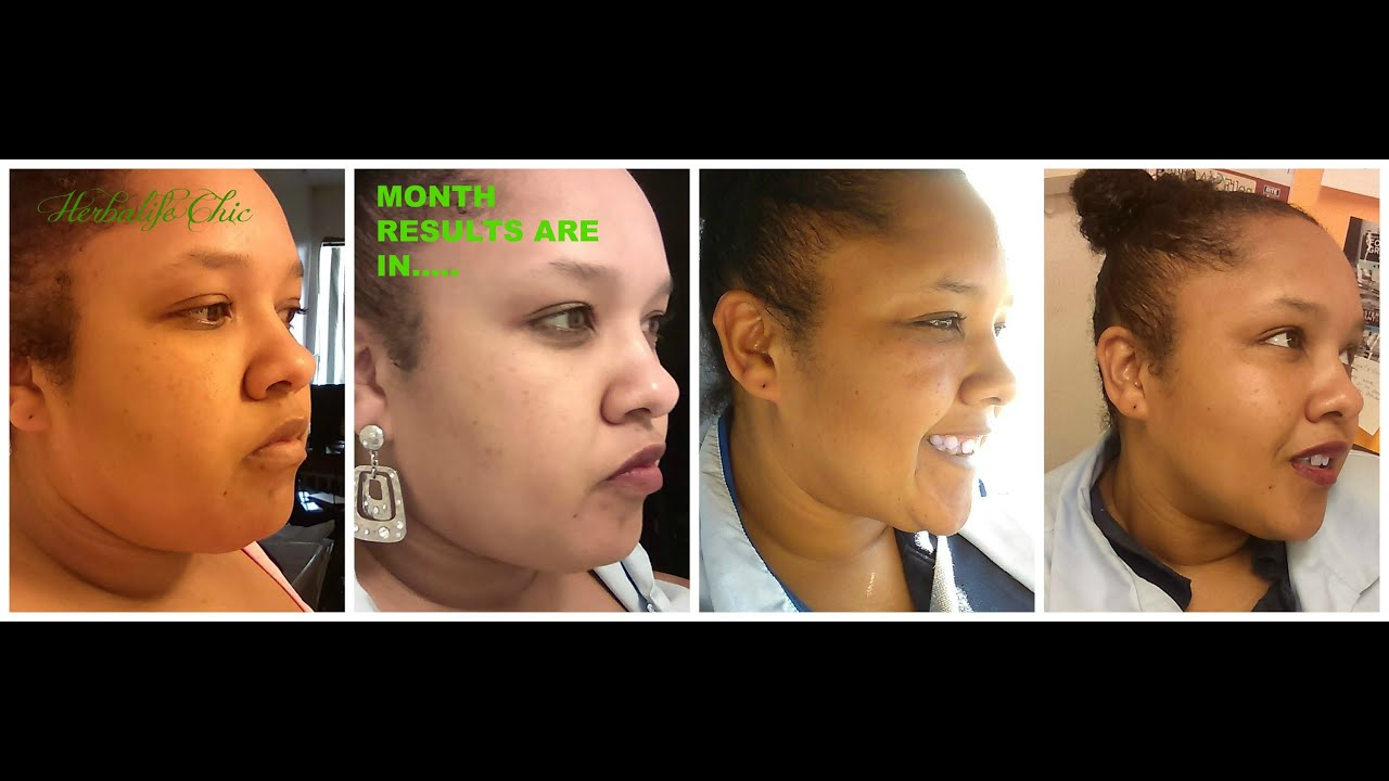 Herbalife Lost 25 Pounds 1 Month Youtube