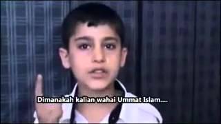 syair anak palestine