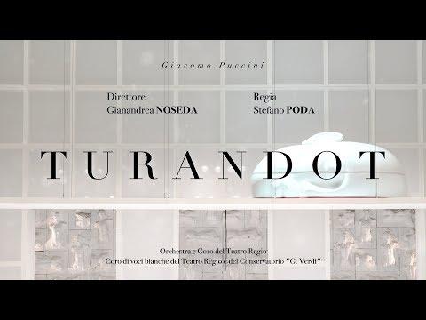 #TurandotTRT - Gianandrea Noseda dirige l'ultimo capolavoro di Puccini