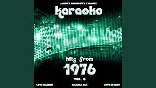 Misty Blue (In the Style of Dorothy Moore) (Karaoke Version)