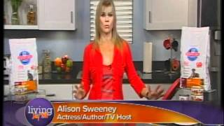 Allison Sweeney talks doggie weight loss