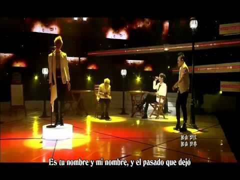 BIG BANG - CAFE / SPANISH COVER by Seba Dupont