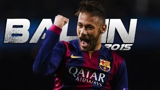 Neymar Jr ● Ballin ● Skills & Goals | 2015 HD