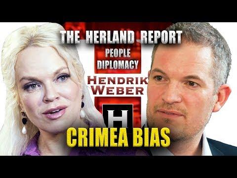 We Want Peace, not War: People Diplomacy Norway - Hendrik Weber, Herland Report TV (HTV)