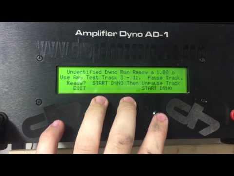 SounDigital Evolution 4000 1 ohm Amp Dyno Full Testing - YouTube