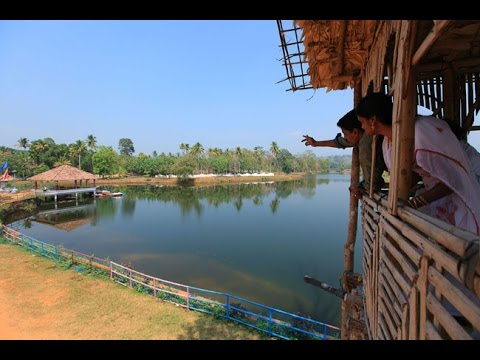 Bhoothathankettu Dam Ernakulam, Kerala Travel Destination Trip365.in