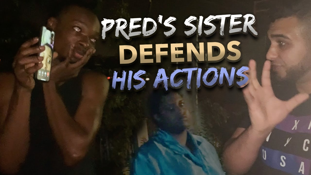 Pred Does The Unthinkable and Uses His Sister As a Shield