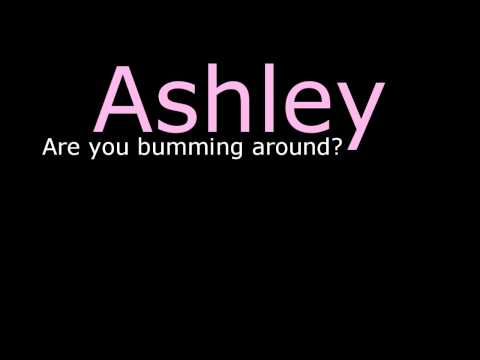 Green Day - Ashley with lyrics in video [HD]