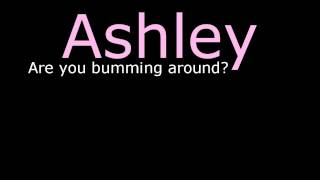 Green Day - Ashley with lyrics in  [HD]