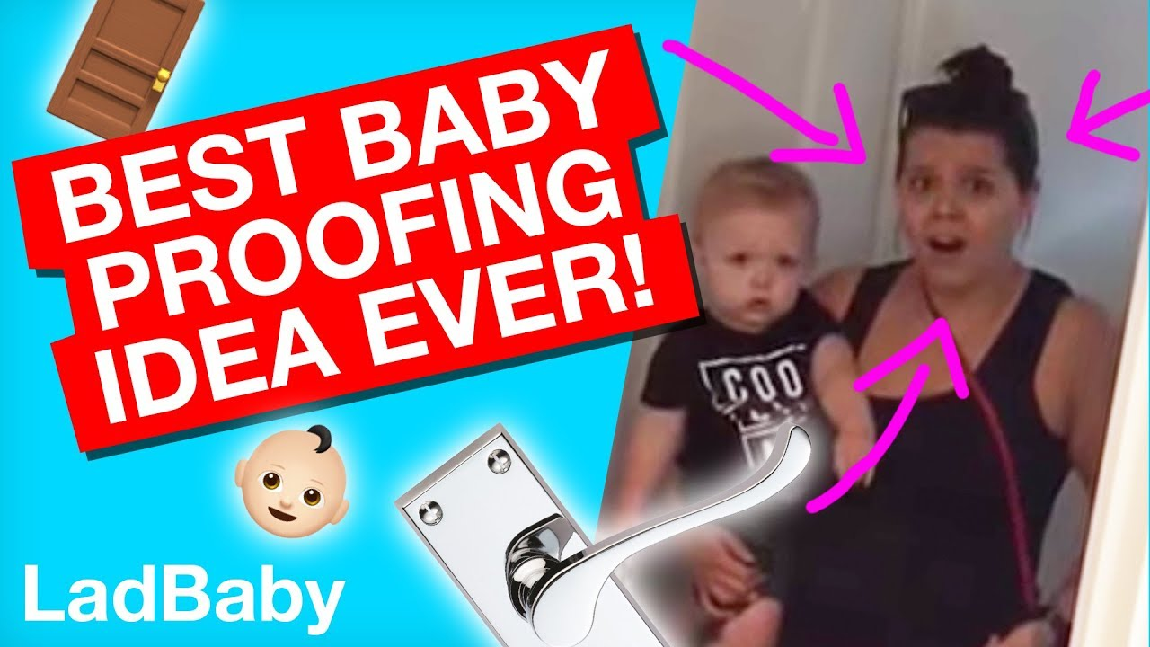 Baby Proofing The House Is Half The Fun Youtube