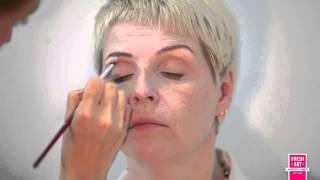 Уроки макияжа для  пожилых дам