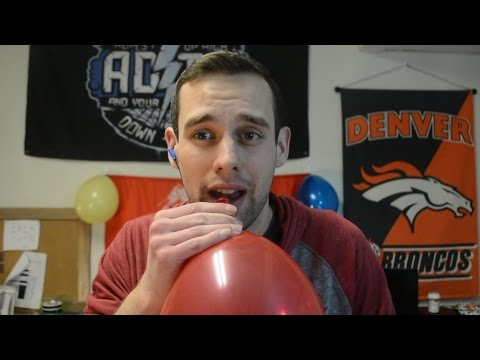 Helium Karaoke (Terrible)