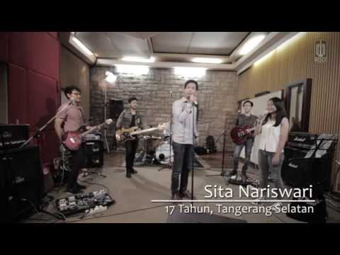 d'Masiv Feat. Sita - Jarak & Waktu (Studio Live Jamming)
